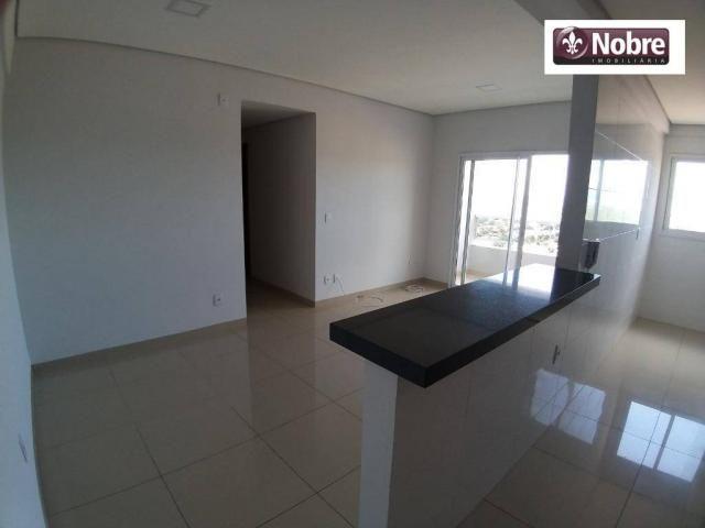Apartamento com 3 dormitórios à venda, 92 m² por r$ 470.000,00 - plano diretor sul - palma - Foto 2