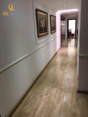 Apartamento com 4 dormitórios à venda, 300 m² por R$ 4.100.000 - Indianópolis - São Paulo/ - Foto 7