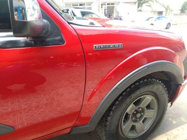 Ranger 2011 vendo ou troco em imóveis - Foto 2