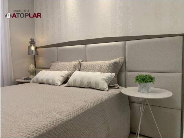 Apartamento garden com 3 dormitórios à venda, 208 m² por r$ 1.230.000,00 - pioneiros - bal - Foto 14