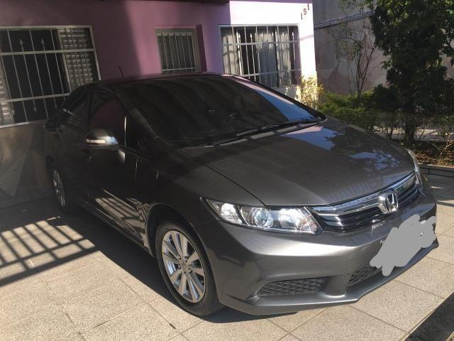 Honda Civic LXL - 1.8 - 2012 Manual