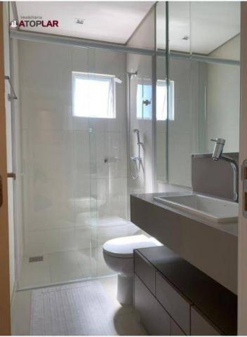 Apartamento garden com 3 dormitórios à venda, 208 m² por r$ 1.230.000,00 - pioneiros - bal - Foto 17