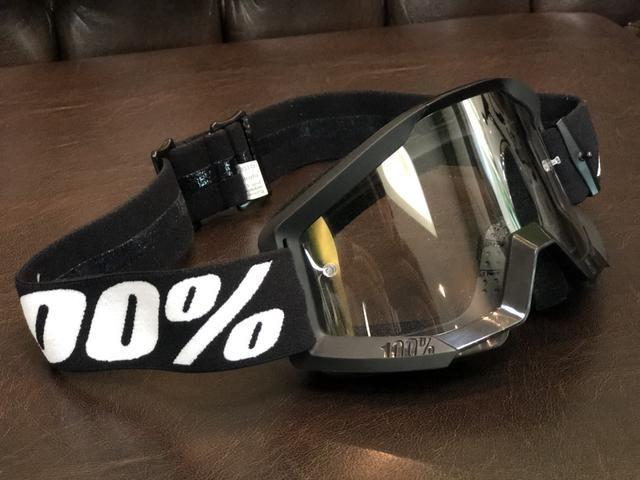 Óculos Profissional Strata 100% - Novo