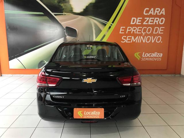 COBALT 2018/2019 1.8 MPFI LTZ 8V FLEX 4P AUTOMÁTICO - Foto 6