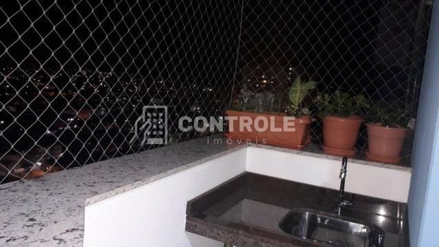 (W) Apartamento 02 dormitórios semi-mobiliado, em Jardim cidade, São José. - Foto 13