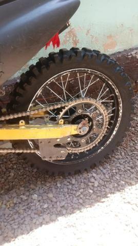 XTZ com motor OHC 200cc - Foto 11