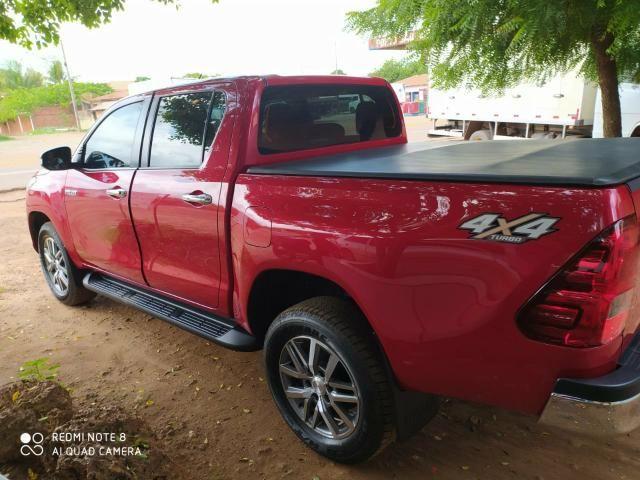 Vendo Hilux SRV 17/17 Diesel - Foto 5