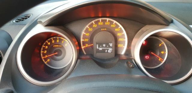 Honda Fit LXL 2010 - ipva total pago - Foto 3