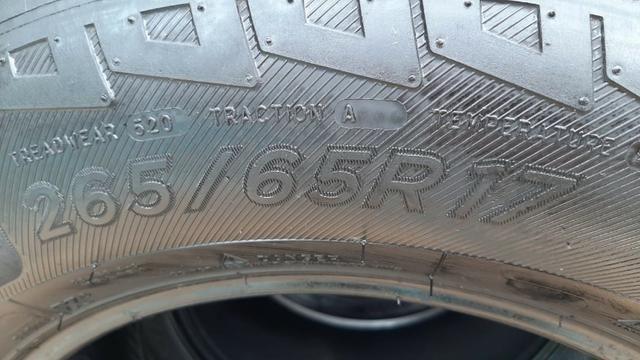 3 Pneus Michelin - Total Performance - 265/65 R17 - Foto 4