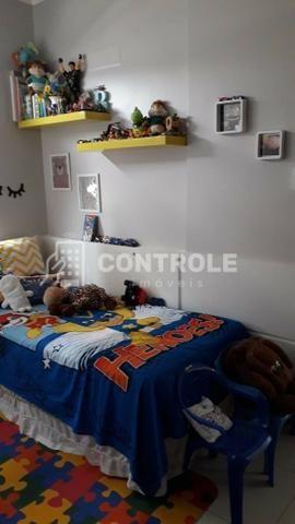 (W) Apartamento 02 dormitórios semi-mobiliado, em Jardim cidade, São José. - Foto 16