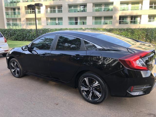 Honda civic 2.0 ex 4p cvt 2017/2017 - Foto 5