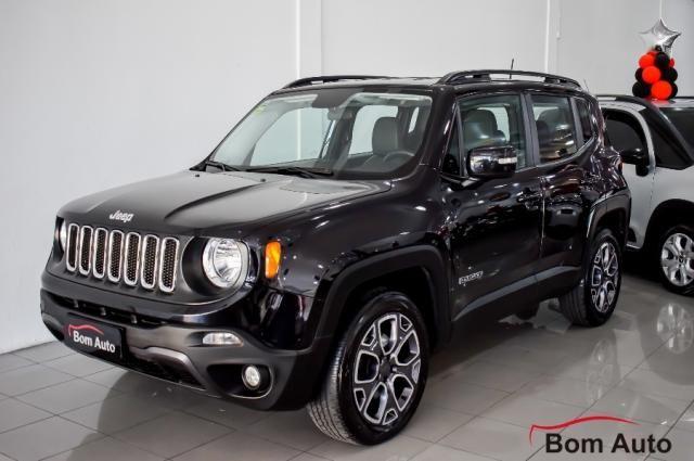Jeep Renegade Longitude 2 0 4x4 Tb Diesel Aut 2018 707110524 Olx