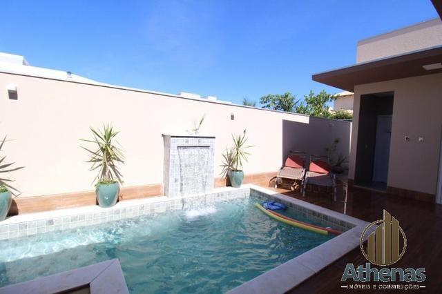 Condomínio Belvedere casa térrea com 3 Suítes sendo 1 master com clouset - Foto 17
