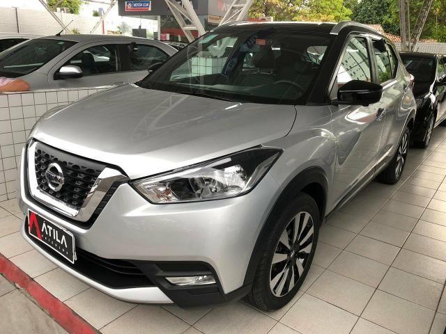 Nissan kicks 1.6 2018 SL 18 mil km rodado único dono - Foto 3