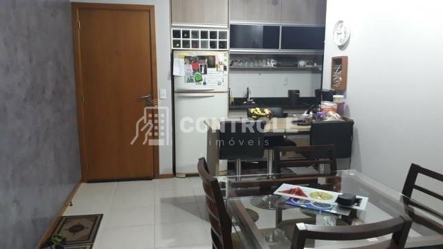 (W) Apartamento 02 dormitórios semi-mobiliado, em Jardim cidade, São José. - Foto 9