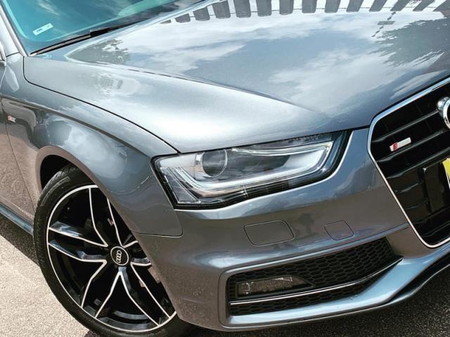 Audi a4 avant s-line 1.8 170cv tsfi multitronic cvt - Foto 2