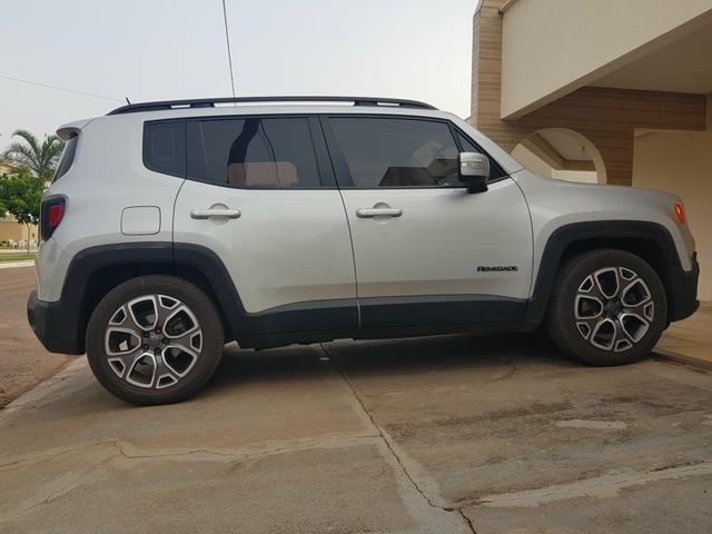 Jeep Renegade impecável novo novo