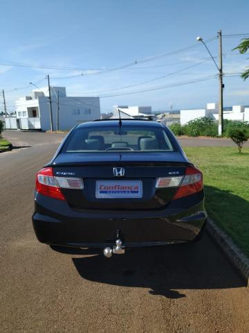 CIVIC 2012/2012 1.8 EXS 16V FLEX 4P AUTOMÁTICO - Foto 4