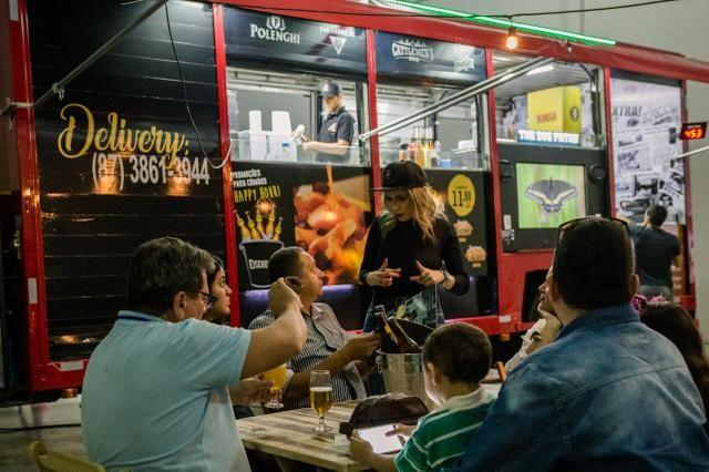 Food Truck Mercêdes Benz - Foto 4