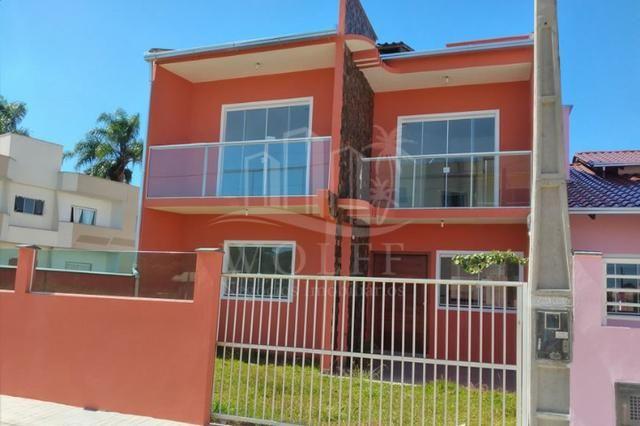 JD346 - Sobrado com 3 suítes + 1 dormitório térreo em Barra Velha/SC - Foto 2