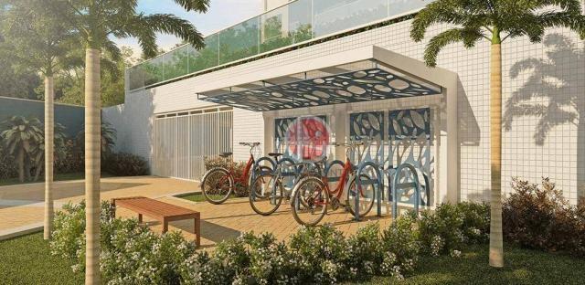 Apartamento com 3 dormitórios à venda, 79 m² por R$ 891.000,00 - Meireles - Fortaleza/CE - Foto 7