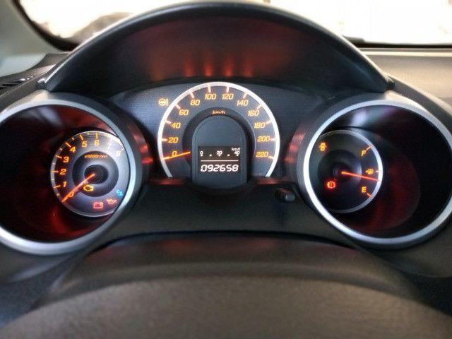 Honda Fit 2010 Lx Flex completo recuperado. - Foto 7