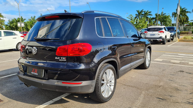 Volkswagen - Tiguan 2014 blindada com teto - Foto 5