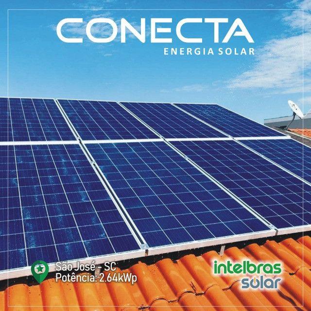 Energia Solar Economize com garantia de eficiência de 25 anos! - Foto 2