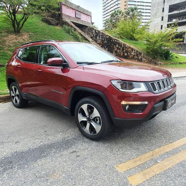 Jeep Compass 2017 Longitude Diesel 4x4
