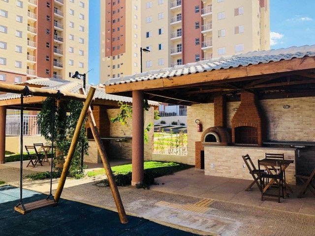 Reserva São Carlos - 56m² com 2 quartos - Entrada Facilitada - R$198.000 - Sorocaba