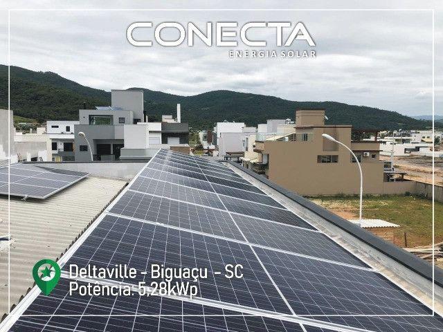 Energia Solar Economize com garantia de eficiência de 25 anos! - Foto 5
