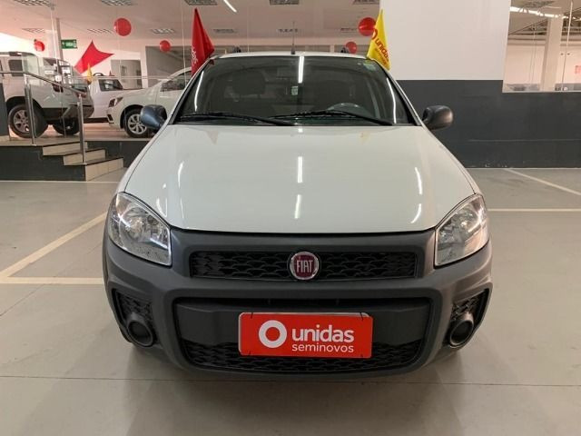 Fiat Strada CS Hard Working 1.4 2018/2019