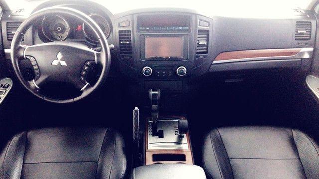 Mitsubishi Pajero Full - 2011/2012 3.2 HPE 4X4 16V Turbo Intercooler Top De Linha Confira! - Foto 9