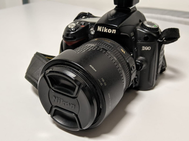 Nikon D90 nova + lente - Foto 4