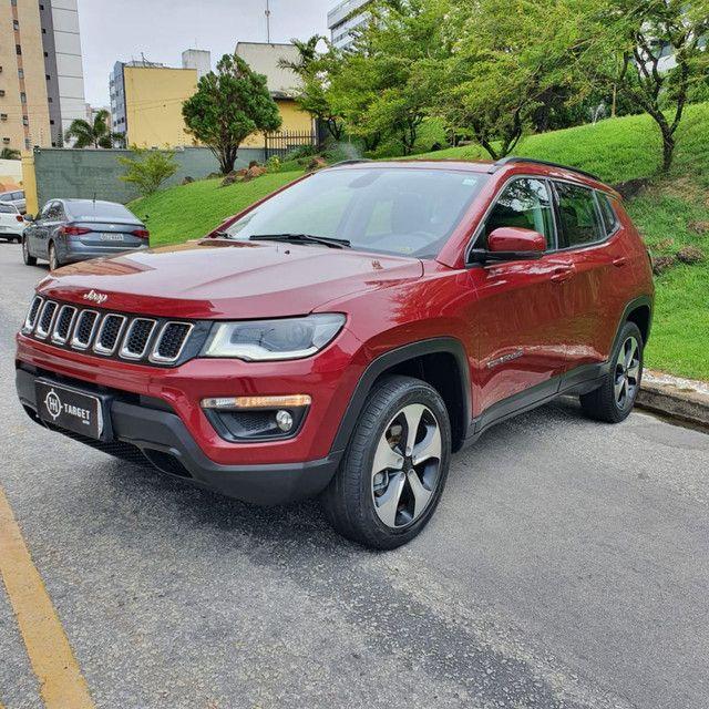 Jeep Compass 2017 Longitude Diesel 4x4  - Foto 4
