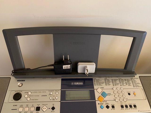 Teclado Yamaha COMPLETO - Foto 3