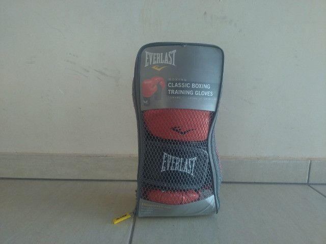Luva boxe Everlast - Foto 4