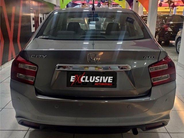 Honda City 2013 1.5 lx 16v flex 4p automático - Foto 4