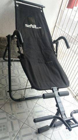 Cadeira para exercício abdominal  - Foto 2