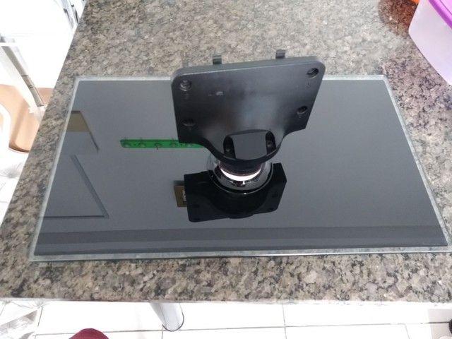 Base de TV Samsung em vidro temperado - Foto 2