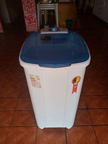 Tanquinho 10kg Estado de nova (( 3 meses de uso )) Entrega Gratis - Parcelamos - Foto 4