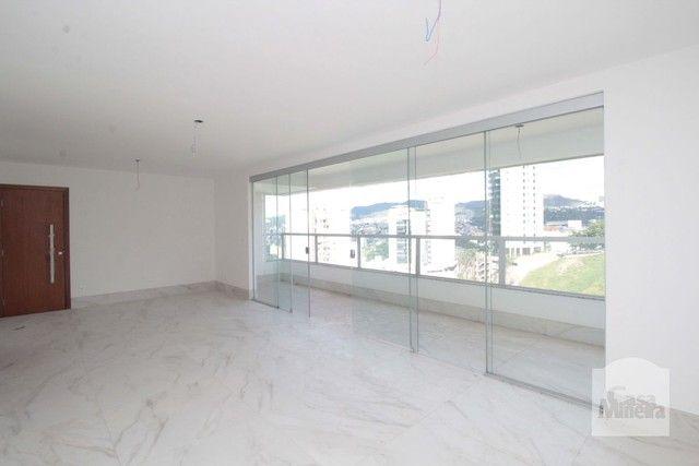 Apartamento à venda com 4 dormitórios em Luxemburgo, Belo horizonte cod:278309 - Foto 2