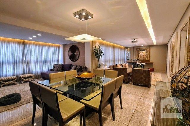 Apartamento à venda com 4 dormitórios em Anchieta, Belo horizonte cod:318563 - Foto 3