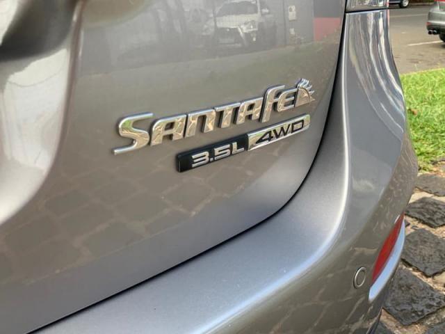 HYUNDAI SANTA FE 3.5 V6 4X4 AUT - Foto 12