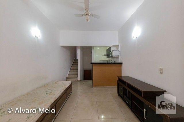 Apartamento à venda com 1 dormitórios em Santo agostinho, Belo horizonte cod:275173