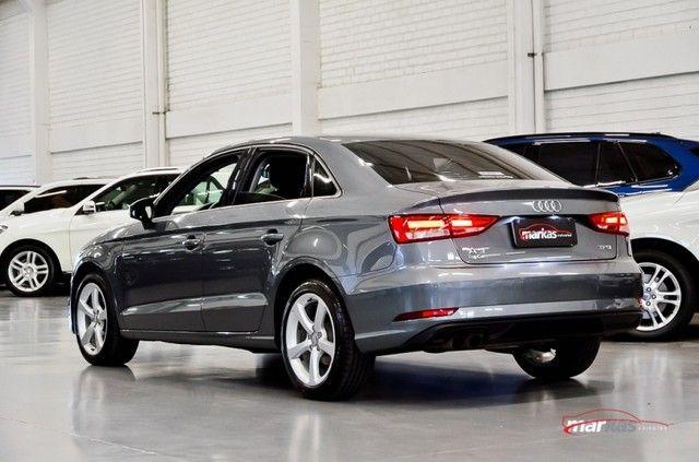 Audi A3 SEDAN 1.4 LM 150HP 58 MIL KM UNICO DONO 4P - Foto 7