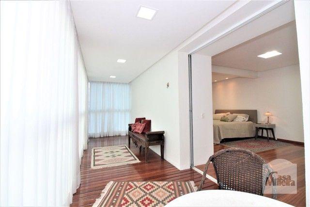Casa à venda com 4 dormitórios em Mangabeiras, Belo horizonte cod:236329 - Foto 16