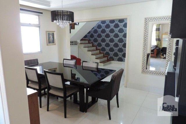 Apartamento à venda com 5 dormitórios em Santo antônio, Belo horizonte cod:110810 - Foto 6