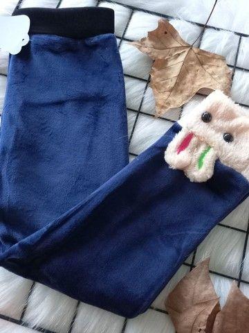 Calça térmica infantil Coelhinha  - Foto 3