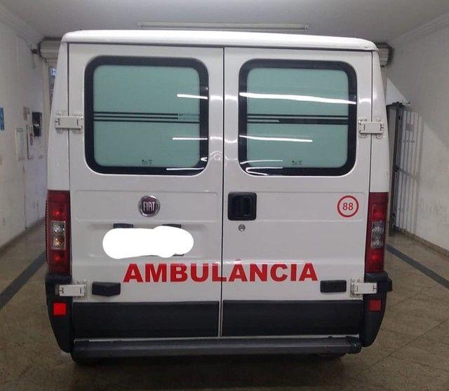 Fiat Ducato Ambulância Remoção  - Foto 4